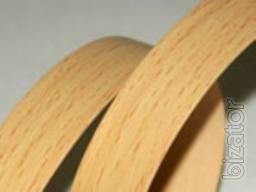 edge of natural veneer from jaf.
