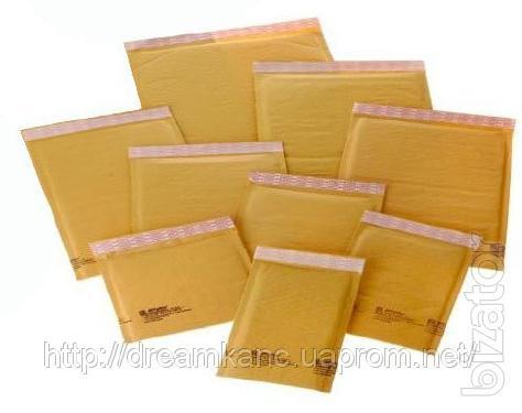 Envelopes parcel