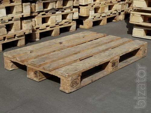 Sell Pallets 1200*800 2nd grade