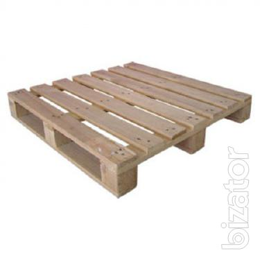 Sell pallets meter 1200*1000 1st grade