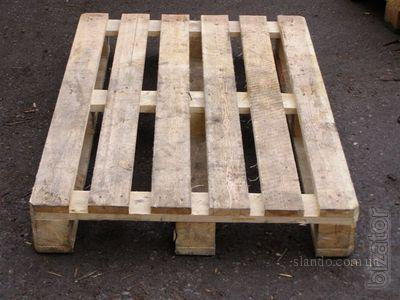 Sell pallets meter 1200*1000 2nd grade