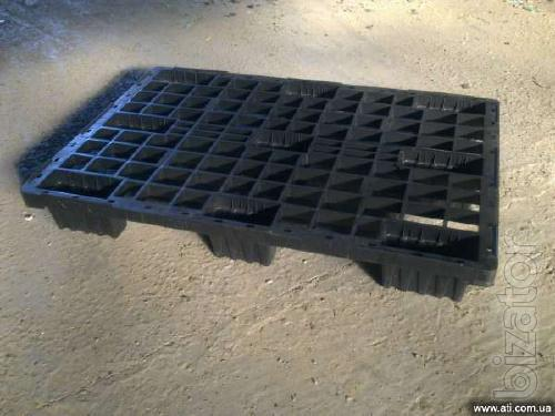 Buy plastic pallets are lightweight and reinforced