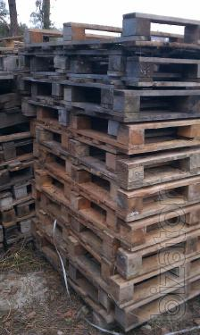 Repair of pallets with the departure of the brigade to the customer.