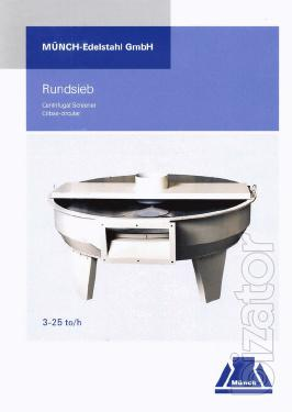 Sifter granules MUENCH