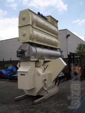 High-tech press granulators MU