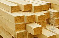 The Timber Boards. Lumber from the manufacturer.