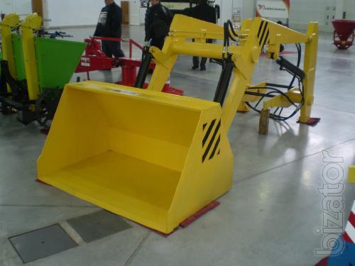 Forklift KUN from the manufacturer