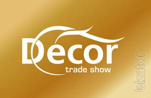International exhibition of decor and interior Decor