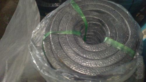 Sell asbestos braided packing AP-31,TMG,AC,AGI,the AFL,PP.