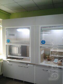 """Laboratory hoods from """"SpecMed"""" Brovary"""