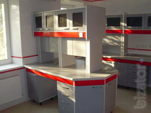 "Furniture laboratory from ""SpecMed"""