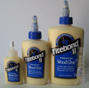 Professional carpenter's glue Titebond (USA)