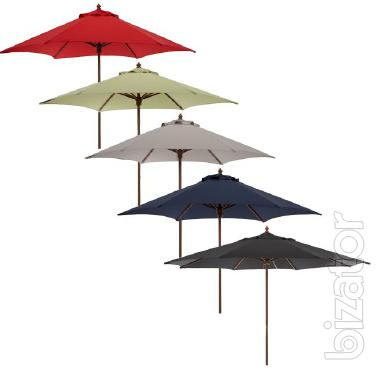 Umbrellas to give