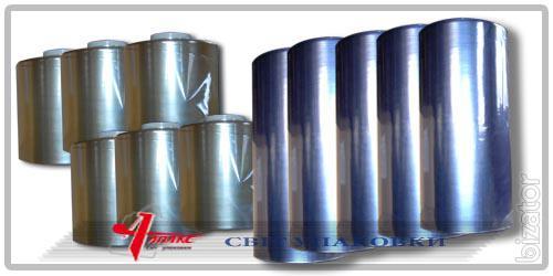 shrinking PVC
