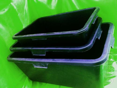 buckets and pots construction from the manufacturer