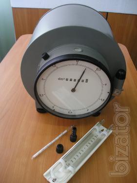Sell gas meters RG (similar GSB-400)
