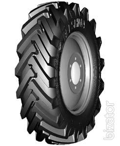 Tyres for agricultural machinery