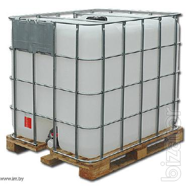 Containers for transportation in the crate, pallet containers (Germany)