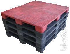 Polymer pallets