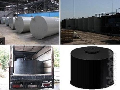 Plastic tanks, tanks, tanks, plastic drums from 100 - 100,000 l