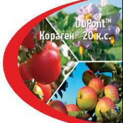 Insecticide Coragen® 20 K. S. DuPont