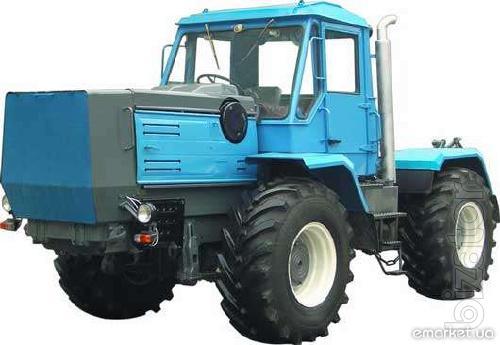Overhaul transmission tractors T-150 K,