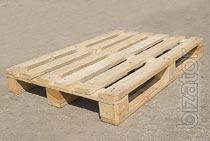 Wooden pallets (new)