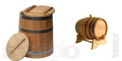 Oak barrels in Ukraine now available to everyone