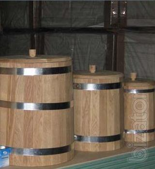 Buy oak barrels (Ukraine)