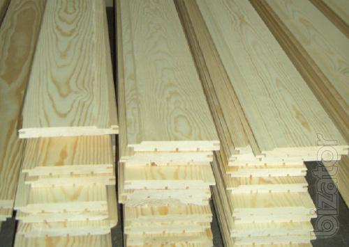 Lining the floor boards from the manufacturer, without intermediaries