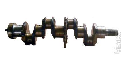 The crankshaft ( crankshaft) A-01