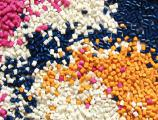 The masterbatch colorants for plastic PP and PE