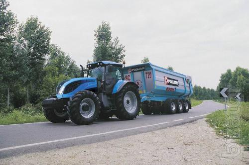 Tractor Landini 7 series 230