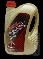 Engine oil VENOL ACTIVE SYNTHETIC SM/SL/CF/EC 5W/30
