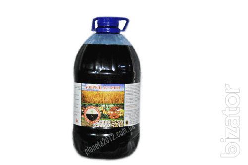 The fertilizer is a Good host (Urea K1.2 ) from the manufacturer