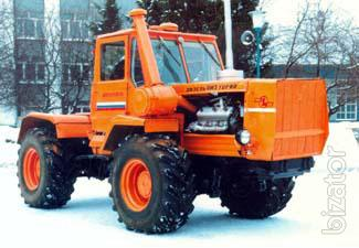 Spare parts for tractors T-150, HTZ-171