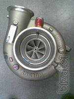 The TCR turbochargers, sale and repair