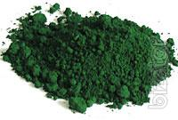 Chromium oxide with OH-2 (for the colorful and abrasive industry)