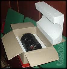Packing foam (Styrofoam):