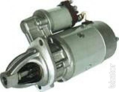 Deutz starter motors and generators
