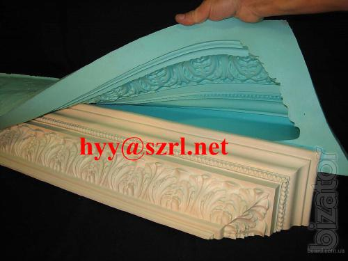 Silicone moulding rubber