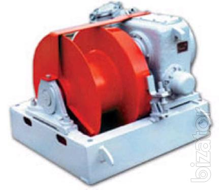 Sell shunting winch LM-71 , LM-140