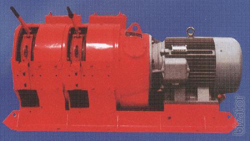 Sell scraper winch LS-10, LS-17, LS-30, LS-55 and LS-110