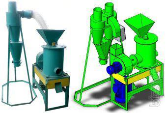 Machine grinding UKR-2