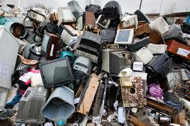 Disposal of obsolete equipment.