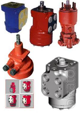 Pumps pipettors hydrauli for tractors, combine harvesters and other machinery