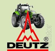 Repair Deutz parts, Deutz