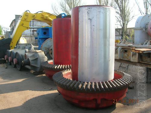 Sell Drum IWG 5500/7500, MSR, MSC 3600/4000, Eccentric SAC 1500/180, Crusher CCD/180