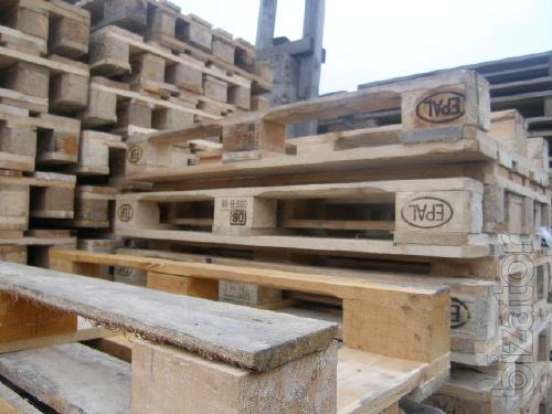 Buying used/wooden pallets