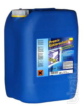 The coolant. Original from Germany